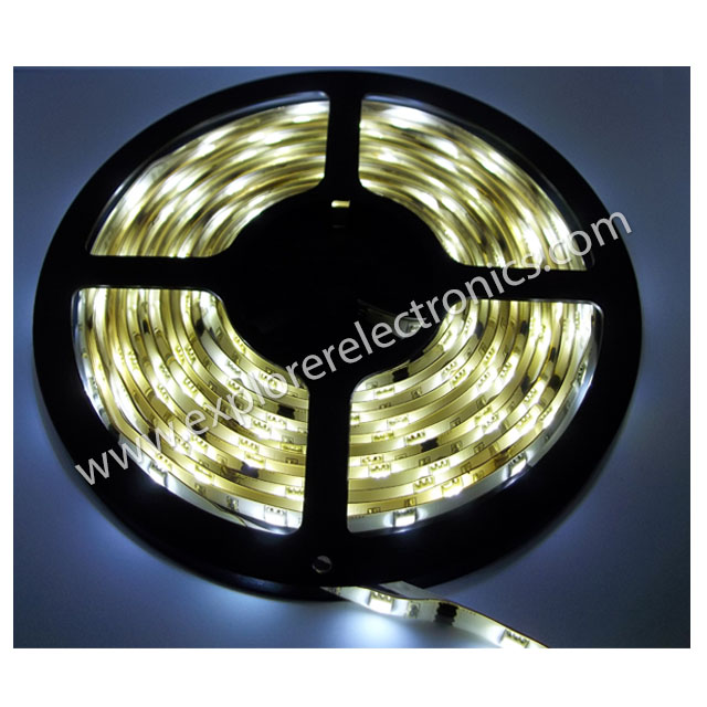 LED Flexible Strip 12VDC (SM5050-White)
