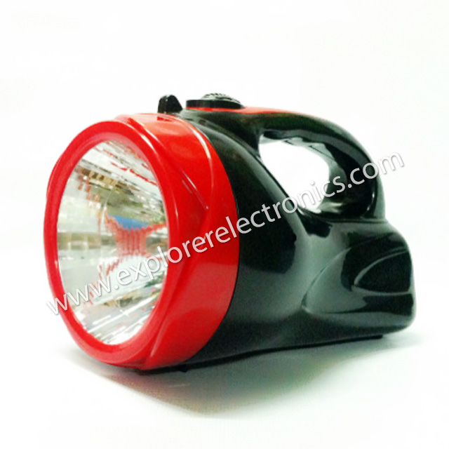 Sakura Longlife 3W LED Rechargeable Torch (SKR 619)