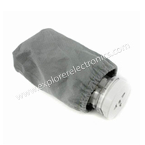 Compact Round Universal Travel AC Power Plug (UA-102)