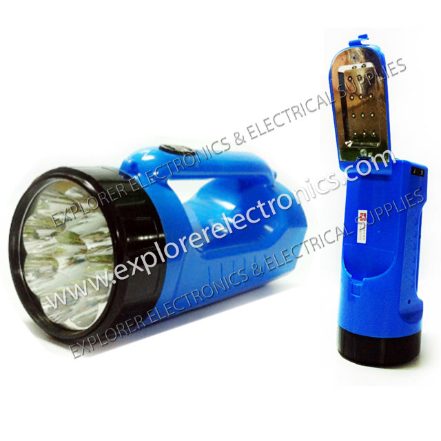 Charging Type Environmental LED Portable Lamp (SK-203)