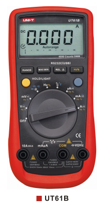 UNI-T UT61B Modern Digital Multimeters
