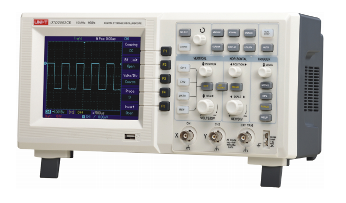 UNI-T UTC2062CE Digital Storage Oscilloscopes
