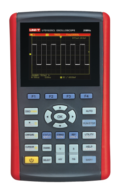 UNI-T UTD1025CL Handheld Digital Storage Oscilloscopes