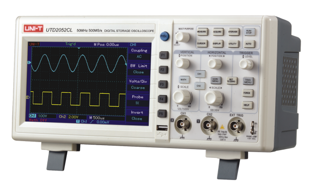UNI-T UTD2052CL Digital Storage Oscilloscopes