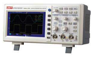 UNI-T UTD2102CEX Digital Storage Oscilloscopes