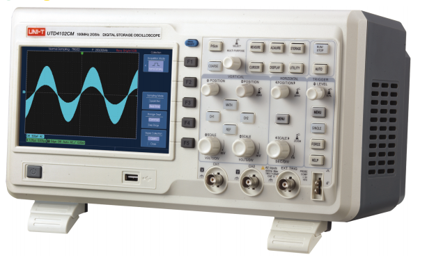 UNI-T UTD4102CM Digital Storage Oscilloscopes