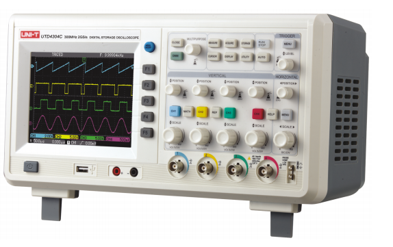 UNI-T UTD4304C Digital Storage Oscilloscope